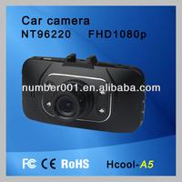 Race car loop video recording dvr 4 cameras