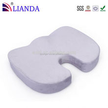 Provides a smooth blood circulation back cushion