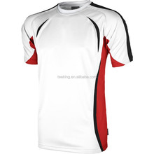 Customized 100% Polyester Mesh Wicking Material American Football Jersey