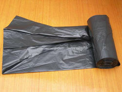 Garbage Plastic Bag On Roll C- Fold From Vietnam High Quality