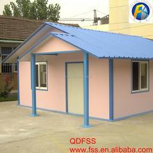 Wooden Prefab Modern House Prefab Steel Structure Chicken Poultry House
