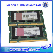 Best Web To Buy China DDR 512mb Ram Laptop Hard Drive With Low Density