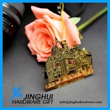 Engraving Metal Fashion Ornaments for Haning Decoration