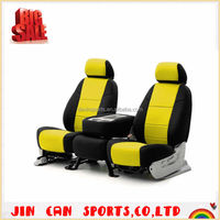 2014 hot Neoprene Car Truck Universal-fit Pull Over Bucket Seat Covers
