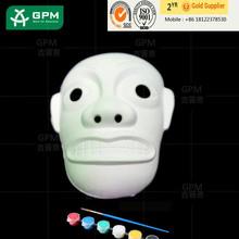 De Halloween modelo de la cara máscaras del partido