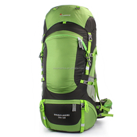 Mountaintop 80L large capacity waterproof Outdoor backpack mountaineering bag