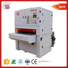 Hot Sell R-RP1300 Plywood Wide Belt Sander Machine MDF Calibrating Sander Machine