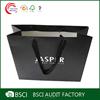 Custom Design logo printed luxury paper shopping bag