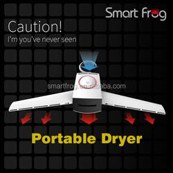 2015 smart frog portable design clothes dryer home
