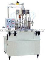 La-F2000 3 in 1second hand filling machine/ filling production line with video