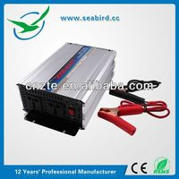 solar powered inverters 2000w converts 12V DC from battery to 230/120 Volt AC for solar system/household