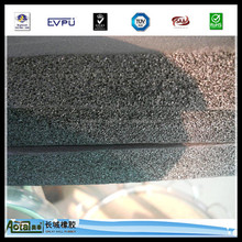 2-50mm x 0.6-2m x 1-20m Best selling in market cloth surface high quality soft sponge rubber sheeting Ruber Products