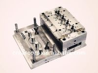 On time ship newly injection plastic crate mold