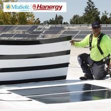 Hanergy 200w flexible solar pv module panel