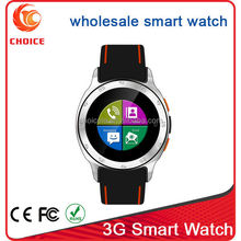 perfect 3g watch waterproof wifi bracelet bluetooth 4.4 and GPS navigation
