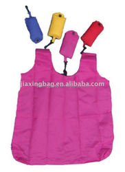 nice 2011 Newest Fashionable Shopping Foldable Bags, Available in Various Sizes and Colors