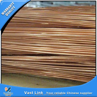 Hot selling copper pipes astm b280 with high quality