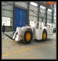 New design Explosion-proof Diesel Moving Van