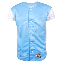 Hot Style Polyester Mesh Custom Sublimated Baseball Baseball Jerseys
