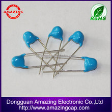 disc ceramic capacitor low price 10KV 100PF used for air fresher and cleaner