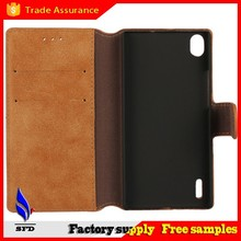 high quality universal phone leather case for mobile phone