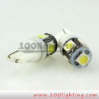 LED lamp type and 12V T10 1156 1157 5SMD 5050 Auto Led Bulbs