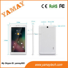 7inch MTK8312C sim call tablet pc gsm phone
