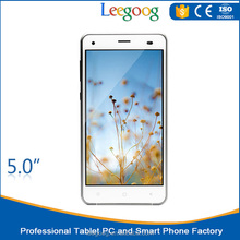 Shenzhen china supplier OEM 5inch brand cell phones leegoog well- known factory product mobile phones