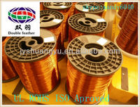 EIW/AI enamel copper wire for copper winding wire and price