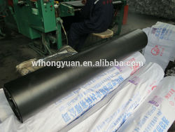 Epdm rubber roofing/epdm rubber roof membrane/epdm rubber