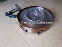 outdoor square/round /rectangle gas firepit / fireplace burner kit
