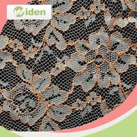 100 Polyester Lace Fabric Rolls, Heavy Lace Fabric Market In Dubai, Cheap Wholesale Fabric Lace