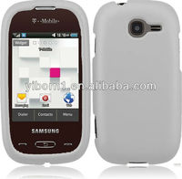 Hot Selling White Snap On Cover Case For Samsung Gravity Q T289 [ free screen protector ]