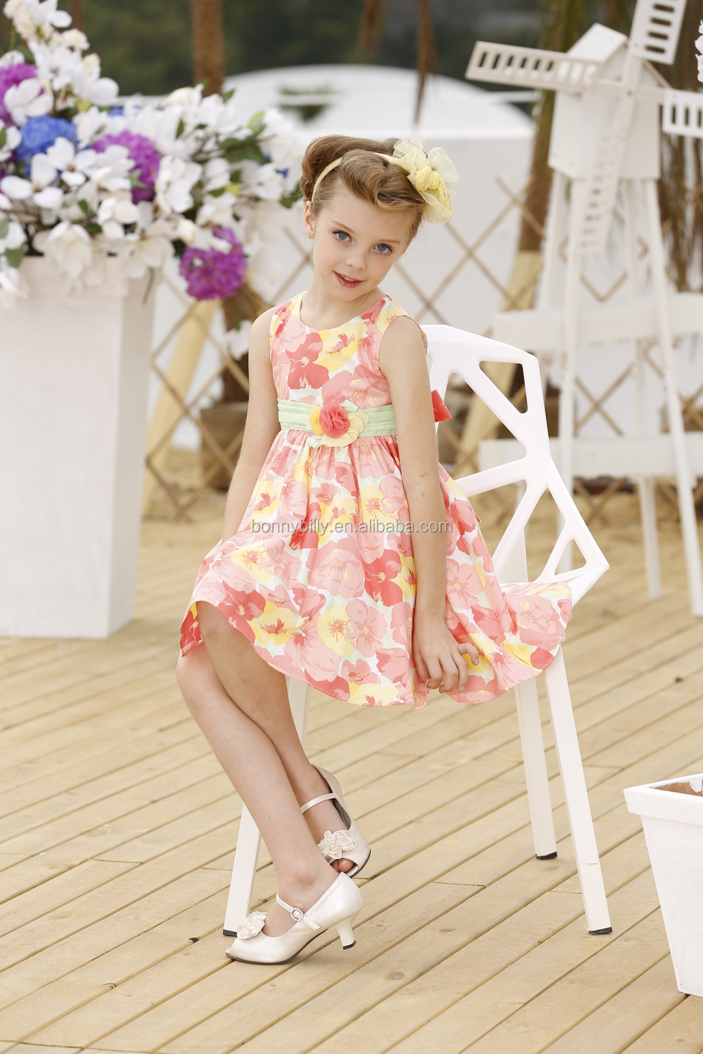 Fashion Show 2015 For Kids new fashion children frock