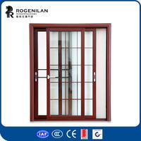 ROGENILAN saloon doors for kitchen interior sliding pocket aluminum kitchen doors