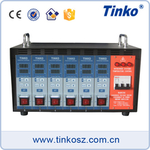 TINKO High Temperature Control In Plastic Injection Molding Process With Manual Mode, Export to India