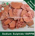 sulfuro de sodio para la industria del cuero