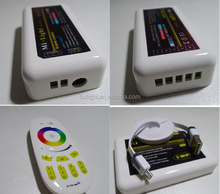 2.4 G wireless 4-zone ios smartphone control rgb led controller outdoor decorative led lighting controller