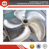 hot sale standard ship propeller for boat equipment propulsion system