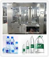 Full Automatic Bottle Water Filling Line Price