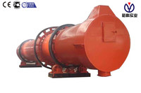 High Performance Rotary Drum Dryer For Sand, Coal, Wood Chips, Clay, Slag, etc