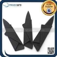 2015 Promotional multifunction credit card tool pocket knife