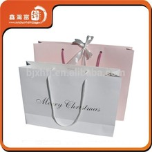 2015 new products christmas raw materials of paper bag china supplier