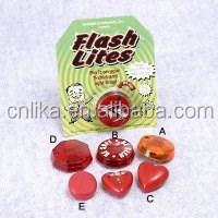 Promotional LED badge/LED gift/Lighting gift