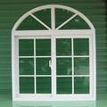 Vidro temperado de alumínio em pó revestido grills cores do windows
