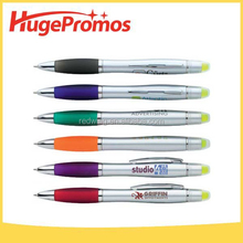 Promotional Customized Printed Half Metal Ball Point Pen