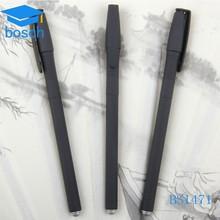 Plastic factories china rainbow gel ink pen korea gel pen