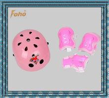 Niños equipo de protección y traje casco para proteger de daño