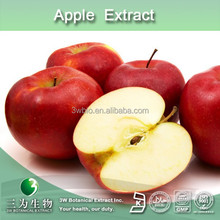 high quality 10%~80% apple polyphenol /polyphenol apple extract