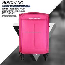 Amercian brand style luggage trolley bag,carry on garment bag,women shopping trolley bag